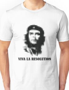 Viva la Resolution! Unisex T-Shirt