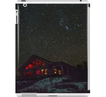 Cabin and Orion iPad Case/Skin