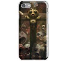 Binding of Isaac print iPhone Case/Skin
