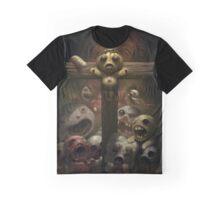 Binding of Isaac print Graphic T-Shirt