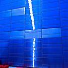 SUN REFLECTION ON BUILDING by Daniel Sorine