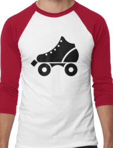 roller-skate Men's Baseball ¾ T-Shirt