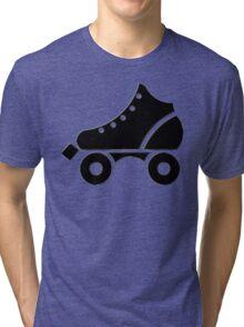 roller-skate Tri-blend T-Shirt