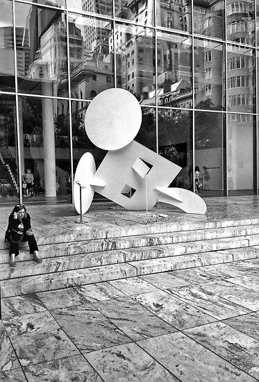 MOMA, NY, NY by fauselr