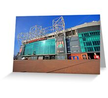 OLD TRAFFORD MSP0003410 Greeting Card
