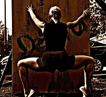 Urban Ballet by Daniel Sorine