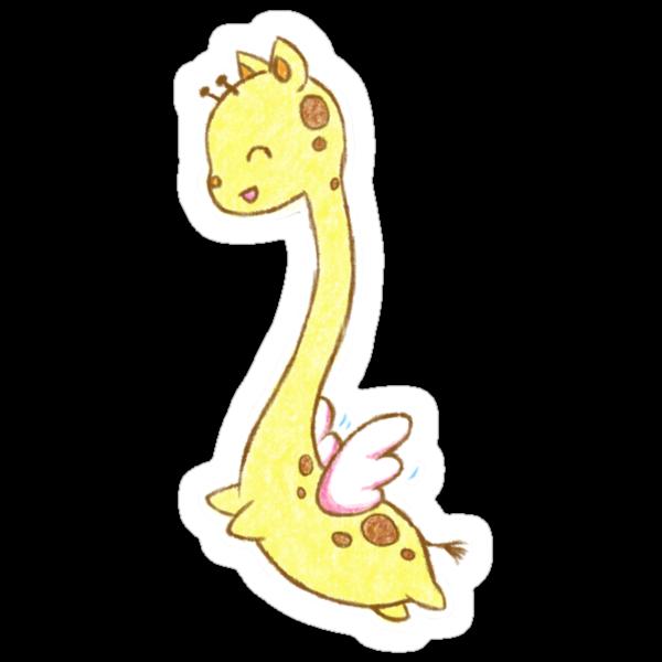 Giraffasus by BonBonBunny
