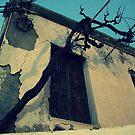 Spooky house  by mkokonoglou