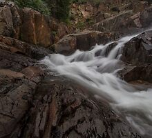 Sierra Waterfall by Richard Thelen