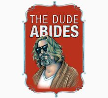 BIG LEBOWSKI-The Dude- Abides Unisex T-Shirt
