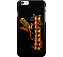 flying taxi number 63 iPhone Case/Skin