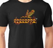 flying taxi number 63 Unisex T-Shirt