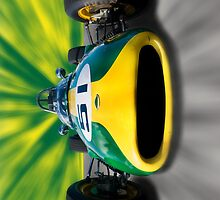 Lotus F1 by Nigel Bangert
