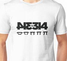 Pi to Pie Unisex T-Shirt