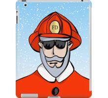 Fireman Santa iPad Case/Skin