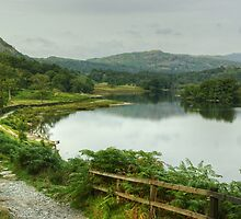 Rydal Water by VoluntaryRanger