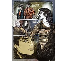 michael jackson Photographic Print