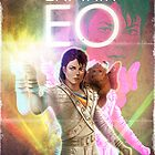 Captain EO Fan Art by lemomekeke