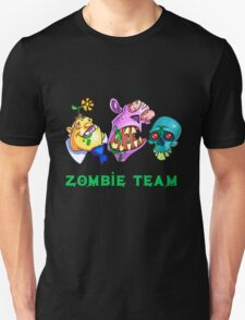 Zombie Team T-Shirts & Hoodies T-Shirt