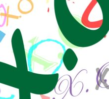 Xo T-Shirts & Hoodies Sticker