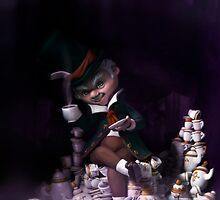Mad Hatter by lemomekeke