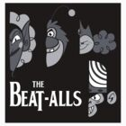 The Beat-Alls sticker by moysche