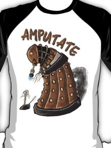 Hurt Dalek T-Shirt