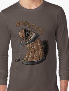 Hurt Dalek Long Sleeve T-Shirt