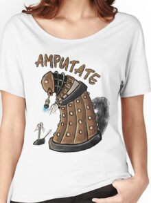 Hurt Dalek Women's Relaxed Fit T-Shirt