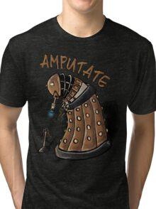 Hurt Dalek Tri-blend T-Shirt