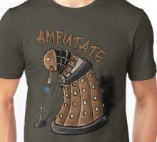 Hurt Dalek Unisex T-Shirt