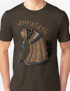 Hurt Dalek T-Shirt