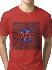 Sleep's Holy Mountain Tri-blend T-Shirt