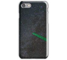 Milky Way Laser iPhone Case/Skin