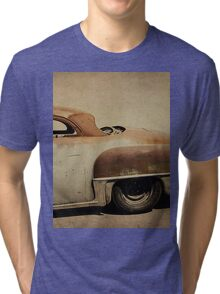 Rusty Chrysler De Soto Tri-blend T-Shirt