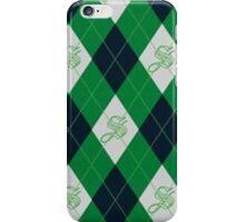 Slytherin Argyle iPhone Case/Skin
