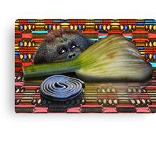 Fennel, Licorice and Primate Canvas Print