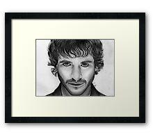 Will Graham Framed Print