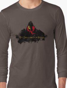 The Desolation Of Smaug Long Sleeve T-Shirt