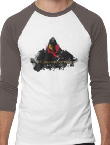 The Desolation Of Smaug Men's Baseball ¾ T-Shirt