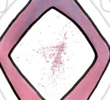 angelic power. #clary's runes Sticker