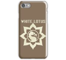 Mortal Kombat X - White Lotus iPhone Case/Skin