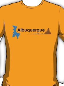 Albuquerque (black) T-Shirt