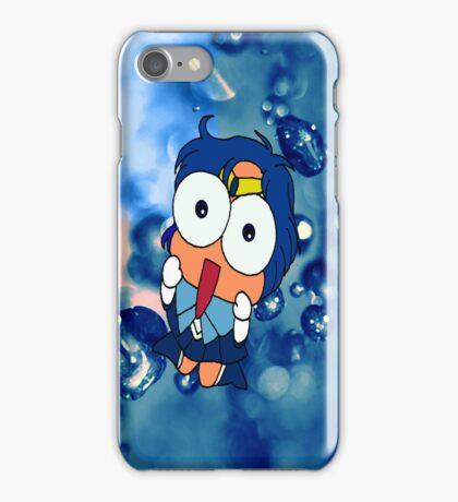 Mercury-Chan iPhone Case/Skin
