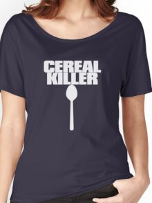 Cereal Killer Women's Relaxed Fit T-Shirt