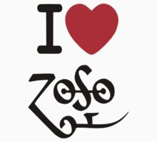 i heart zoso by mickjiggles