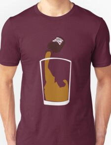 Idaho Local Brew funny nerd geek geeky T-Shirt