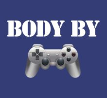 Body by video games by digerati