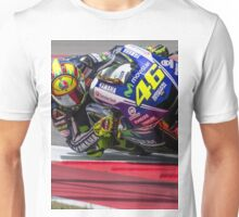 Valentino Rossi at Circuit Of The Americas 2014 Unisex T-Shirt