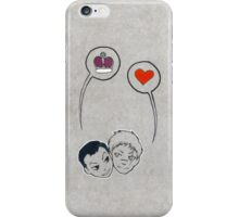 Moriarty and Moran - iPhone case iPhone Case/Skin